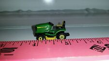 1/64 ertl FARM TOY JOHN DEERE X SERIES LAWN MOWER FOR SEMI CONSTRUCTION DISPLAY