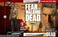 McFARLANE - FEAR THE WALKING DEAD - TRAVIS MANAWA AF  -  FIGUR - NEU