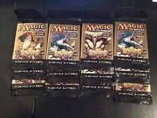 MTG MAGIC LOT DE 12 BOOSTERS SCELLES LEGIONS EN JAPONAIS LEGIONS JAPANESE PACKS