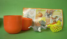 Kinder Surprise Large Cat & Mouse Toy - New in Egg