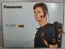 BRAND NEW  Panasonic HX-A500-H wearable camera gray 4K30p   HX-A500