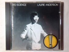 LAURIE ANDERSON Big science cd COME NUOVO LIKE NEW