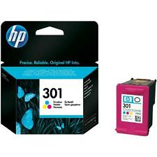 Genuine HP 301 Ink Cartridge Colour for HP DeskJet 3055A 3000 3050 eAll in One