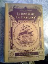 Leturque, le Trois-Mâts la Tire-lire, Beuzon, BOIVIN