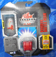 BAKUGAN Gundalian Battle Gear GOLD JETKOR w/Jetkor card & Metal Card  2009