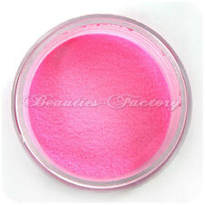 BF Pink Colour Nail Acrylic Powder For Nail Art Tips UV Gel Builder #286Pink