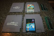 *** GYROMITE + MARBLE MADNESS *** NES nintendo game games