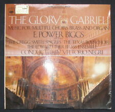 The Glory Of Gabriel Music For Multiple Choirs Brass And Organ CBS Israel lp ED1