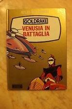 GOLDRAKE ATLAS UFO ROBOT VENUSIA IN BATTAGLIA