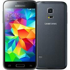 Samsung Galaxy S5 Mini 16GB Unlocked LTE 4G Android Smartphone - Black G800F