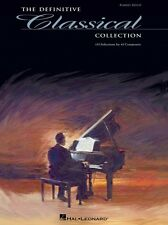 The Definitive Classical Collection Sheet Music 133 Selections by 43 C 000310772