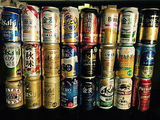 Japan ASAHI SUNTORY KIRIN West End BEER 350 ml. can x24 collect empty used EX