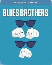 The Blues Brothers Blu-ray Disc, 2014, Limited Edition Steel Box