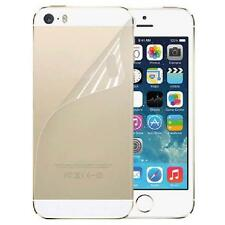 3X Front+Back Screen Protector Ultra HD Clear LCD Guard for iPhone 5 5G 5S Y1