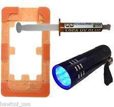 Flashlight UV Light Repair Mould Mold Alignment LOCA UV Glue 5ml iPhone 5 5S 5C