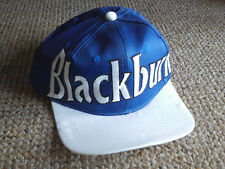 BLACKBURN rovers footy football club  baseball cap hat Blue & White, NEW