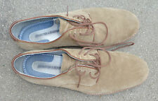 mens Johnston & Murphy leather loafer shoes Size 10 1/2 M