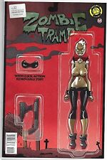 Zombie Tramp #22 Risque Action Figure Variant Cover Action Lab Danger Zone 2016
