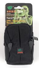 Etui Kata DP407 pour compact 10,5x7,5x3,5cm avec poche kway et tour de cou