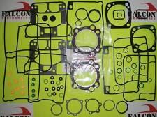 Harley Evo 1340 Big Twin Full Top End+Base Gasket Set/Kit w/.030 MLS Head 92-98