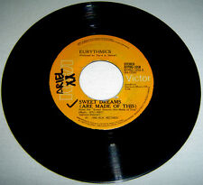 "PHILIPPINES:EURYTHMICS - Sweet Dreams Are Made Of ,7"" 45 RPM,Record,Vinyl,RARE"