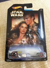 Hot Wheels Nitro lnfernal, ataque de los Clones-Star Wars II, 2/8