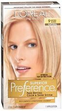 L'Oreal Superior Preference - 9 Natural Blonde (Natural) 1 Each