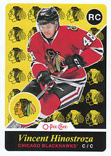15/16 O-PEE-CHEE OPC UPDATE ROOKIE RC RETRO #U27 VINCENT HINOSTROZA *18729