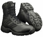 Magnum Panther 8.0 Combat Police Tactical Force Military Black Boots Size 4-15