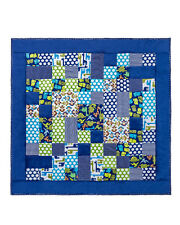 "Minky CUDDLE KOZY CUTS One of the Boys Blanket Kit ~ 52"" x 52"""