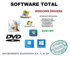 windows driver  DVD repair windows xp vista. 7, 8, 10