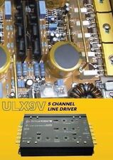 CRITICAL MASS ULX9V BEST X-OVER LINE DRIVER 9-VOLT OUTPUT RATED #1