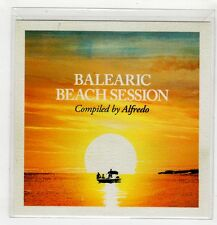 (FW762) Balearic Beach Session, Compiled by Alfredo - 2009 DJ CD