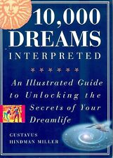 10000 Dreams Interpreted, Gustavus Hindman Miller, 0760702411, Book, Acceptable