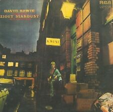 DAVID BOWIE Ziggy Stardust Vinyl Record LP RCA Victor SF 8287 1972 EX 1st Press