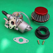 Carburetor Carb Air Filter Assy Stack 49cc 47cc Mini Moto ATV Dirt pocket bike