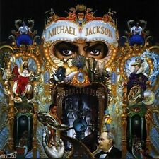 MICHAEL JACKSON DANGEROUS SEALED  CD The tracks can be seen on pic 2.
