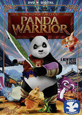 The Adventures of Panda Warrior (DVD, 2016)