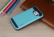 Slide Wallet Case Samsung Android Credit Card Slot Wallet Hidden Pocket ID Cash
