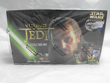 STAR WARS YOUNG JEDI BATTLE OF NABOO SEALED BOX