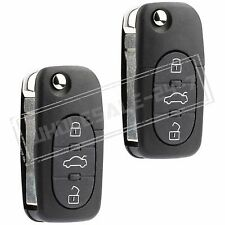 2 Replacement For 1998 1999 200 2001 2002 Volkswagen VW Cabrio Key Fob Remote