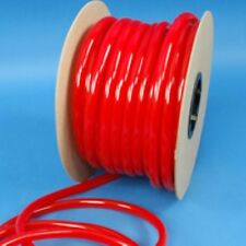 "PVC Tubing - Red - 1/4"" ID x 3/8"" OD - Sold by the foot"