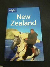 NEW ZEALAND LONELY PLANET TRAVEL GUIDE BRAND NEW BOOK!