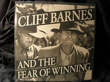 Cliff Barnes and the fear of winning-the record that took 300 million years to
