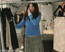 Anne Hathaway Devil Wears Prada Autographed Signed 8x10 Photo COA  F
