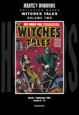 Harvey Horrors Collected Works Witches Tales Volume Two (NM) `12