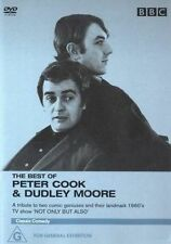 The Best Of Peter Cook & Dudley Moore [ 2 DVD Set], Region 4, Fast Post...5098