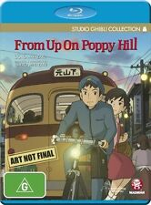 From Up On Poppy Hill (Blu-ray, 2013, 2-Disc Set) Region B