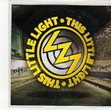 (DL758) ZZZ, This Little Light - 2010 DJ CD