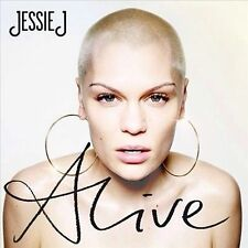 Alive: Deluxe Edition - Jessie J CD Free Shipping Universal Republic Records UMG